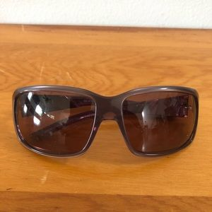 Burberry by Safilo Brown Sunglasses